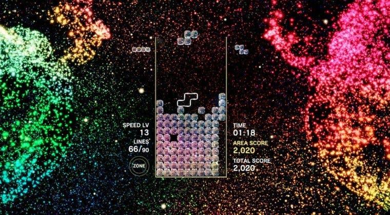 Imagen de Tetris Effect: Connected confirma su fecha de lanzamiento en PC, Xbox Series y Xbox One