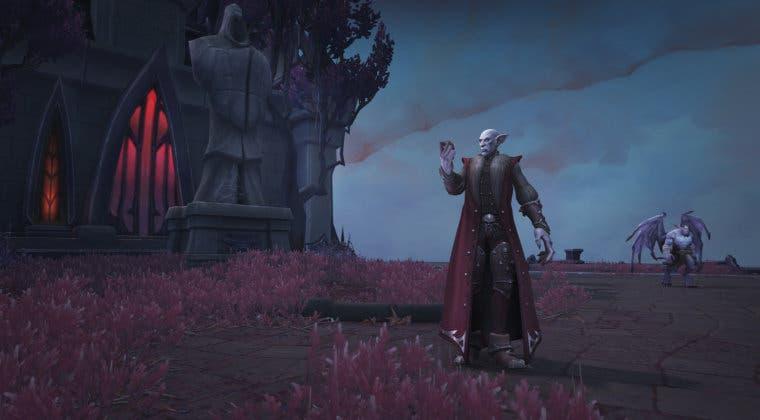 Imagen de Descubre los requisitos mínimos y recomendados de World of Warcraft: Shadowlands