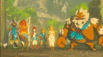 Imagen de Descubren que los NPCs de Zelda: Breath of the Wild son 'Mii avanzados'