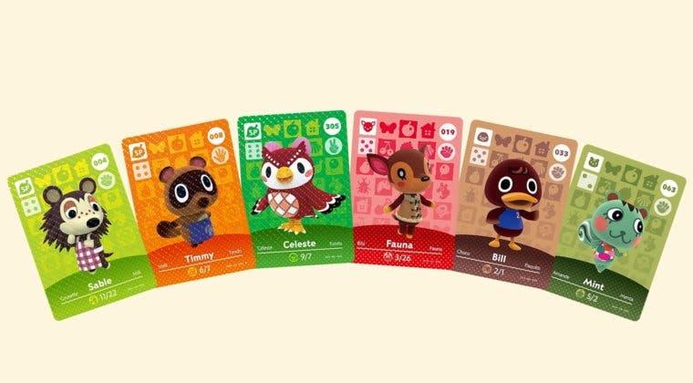 Imagen de Las tarjetas amiibo de Animal Crossing: New Horizons volverán a las tiendas