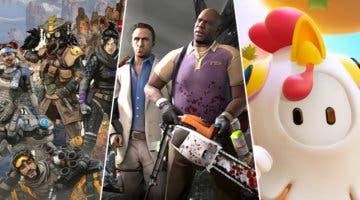 Imagen de Fall Guys, Apex Legends, Among Us y Left 4 Dead 2 en un solo juego gracias a mods