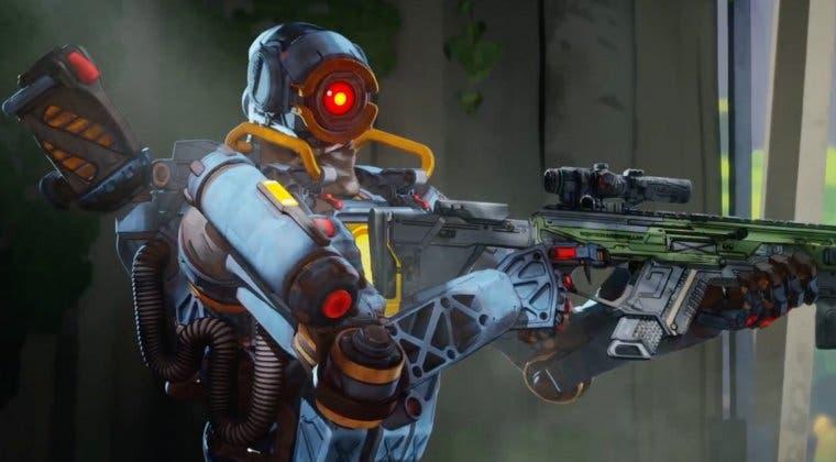 Imagen de Apex Legends promete futuros buffeos para Pathfinder