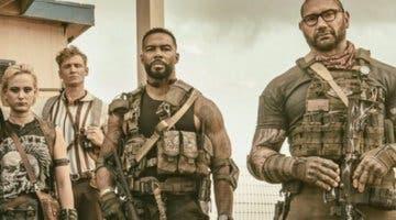 Imagen de Primera imagen de los zombies de El Ejército de los Muertos, la nueva película de Zack Snyder