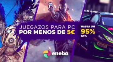 Imagen de 25 juegos que debes jugar por menos de 5 euros en Eneba.com
