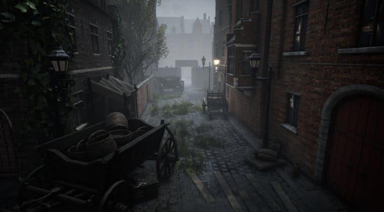 Imagen de Anunciado Black Legend, un oscuro RPG estratégico de mundo abierto