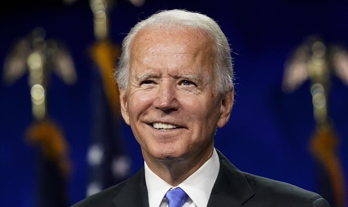 Jim Carrey será Joe Biden