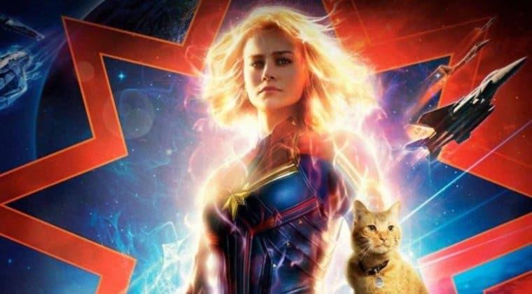 Imagen de Capitana Marvel: Brie Larson estuvo a punto de rechazar el papel por problemas de ansiedad