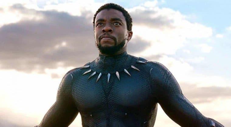 Imagen de Disney modifica la intro de 'Black Panther' en homenaje a Chadwick Boseman por su cumpleaños