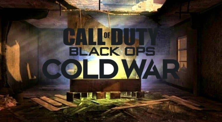 Imagen de Call of Duty: Black Ops Cold War filtra la presencia de la caja misteriosa en su modo zombies