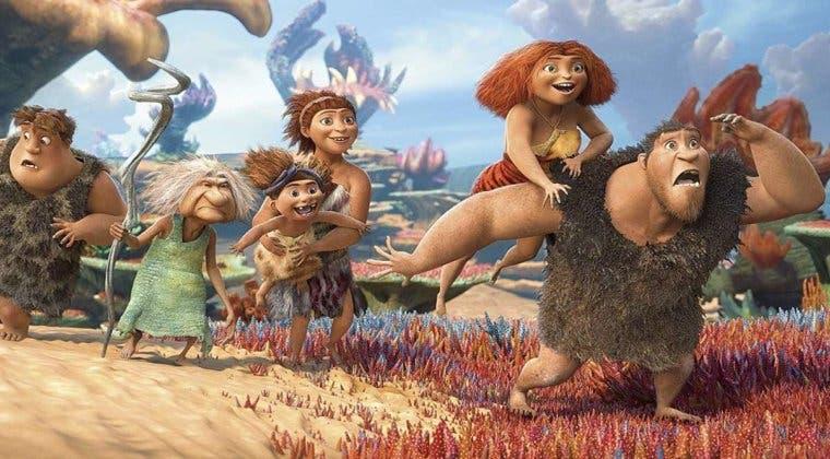 Imagen de Los Croods: Una nueva era llegará a los cines un mes antes de lo esperado