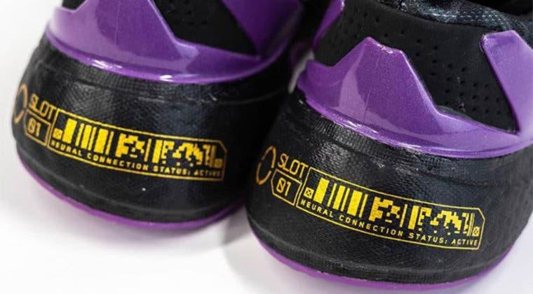 Imagen de Así son las zapatillas de Cyberpunk 2077 hechas por Adidas