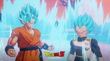 Imagen de Dragon Ball Z: Kakarot muestra imágenes de Freezer, Goku y Vegeta en su nuevo DLC