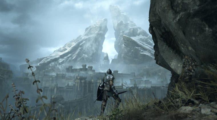 Imagen de ¿Demon's Souls en PS4? El juego cuenta con una versión de pasada generación en PSN