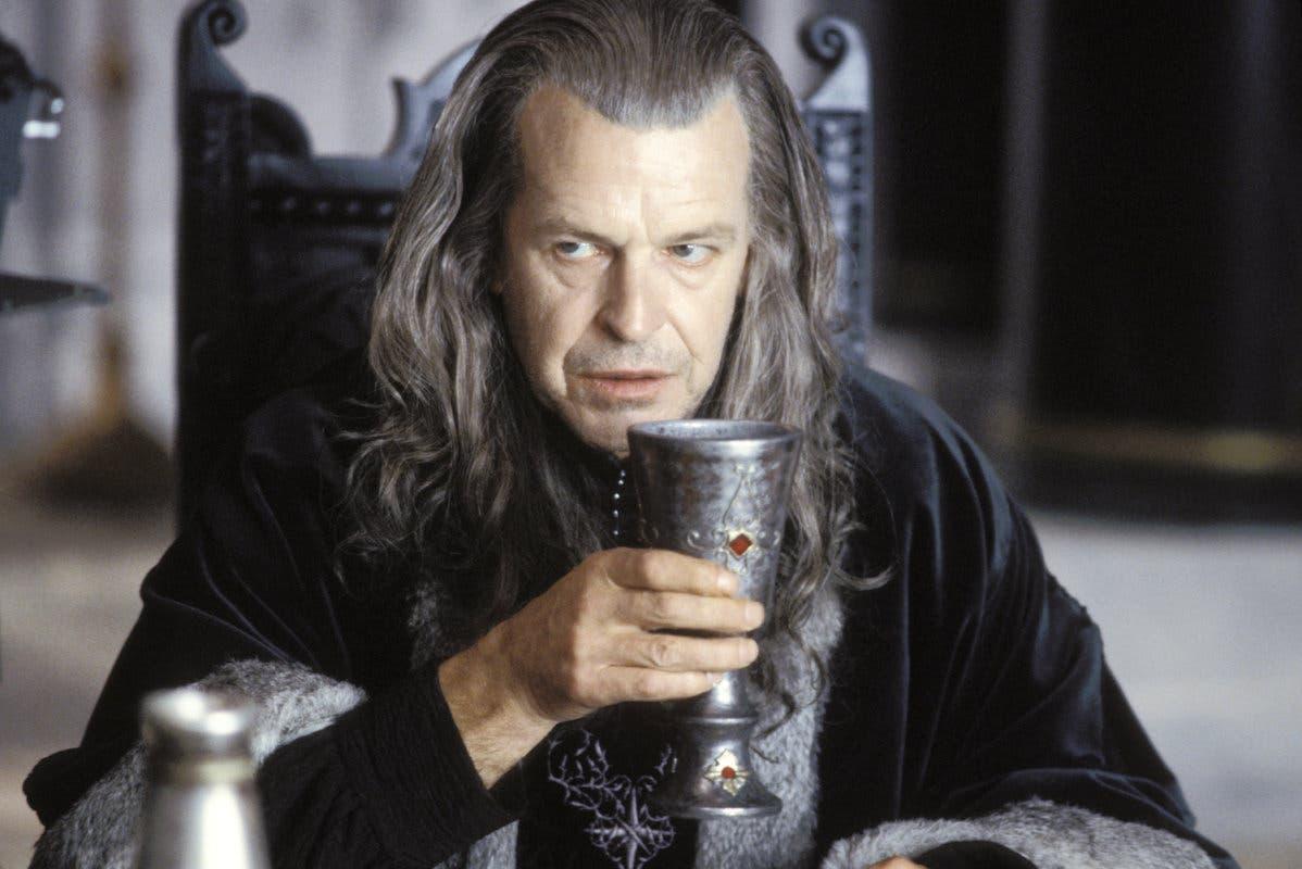 John Noble, Denethor en El señor de los anillos, será el padre de Butcher en The Boys