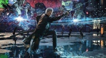 Imagen de El ray tracing de Devil May Cry 5 Special Edition llegará a Xbox Series X más tarde que a PS5
