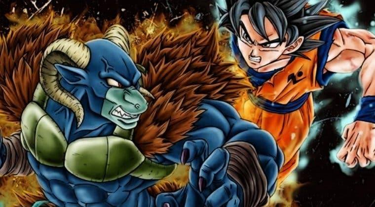 Imagen de El combate contra Moro acabaría en el manga 64 de Dragon Ball Super