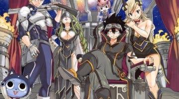 Imagen de El anime de Edens Zero ya tiene mes de estreno y estudio