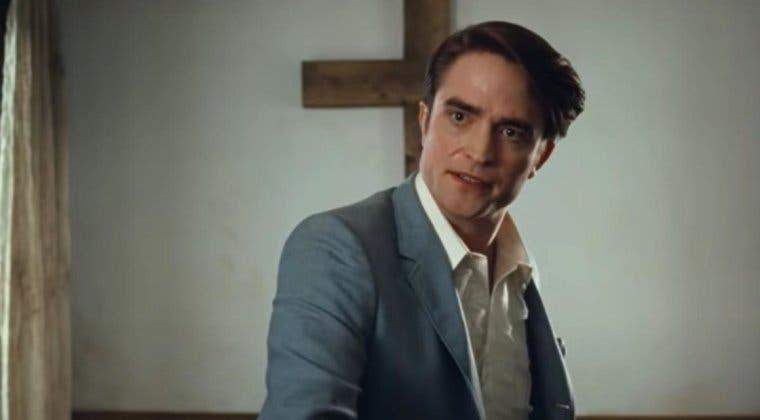 Imagen de El diablo a todas horas: El director alaba el trabajo de Robert Pattinson