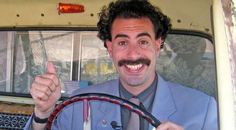 Imagen de Borat 2 se ha grabado en secreto y ya estaría lista para estrenarse