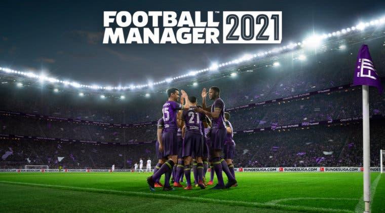 Imagen de Football Manager 2021 nos presenta sus grandes novedades y mejoras