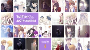 Imagen de Anunciado el anime Fruits Basket The Final para 2021