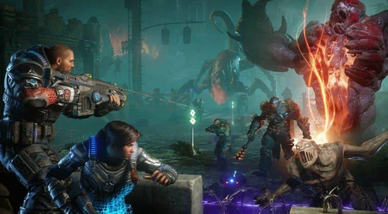 Imagen de Así es Gears 5 a 120 FPS en Xbox Series S