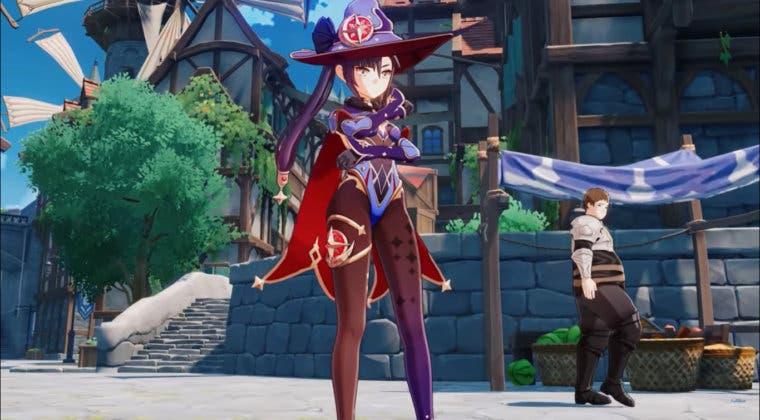 Imagen de Genshin Impact publica un nuevo tráiler centrado en el personaje de Mona