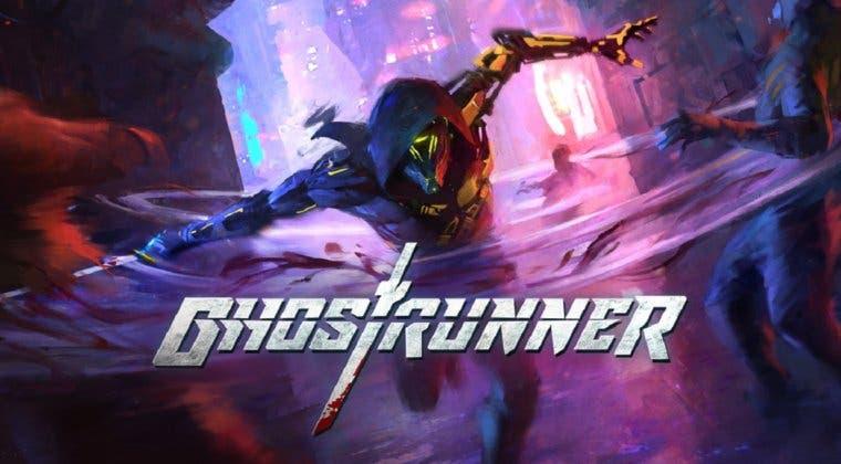 Imagen de Primeras impresiones de Ghostrunner