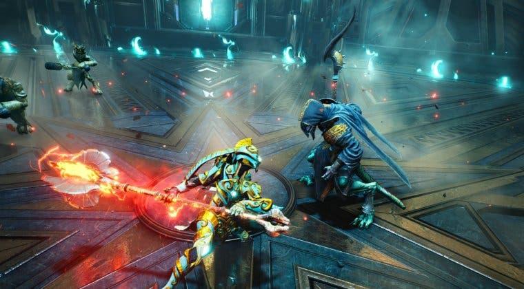 Imagen de Godfall confirma su fecha de lanzamiento en PS5 y PC