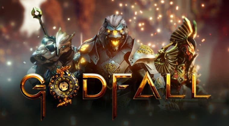 Imagen de Godfall muestra un espectacular gameplay a 4K y 60 FPS