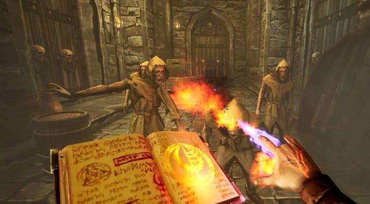 Imagen de Graven, sucesor espiritual de Hexen 2, anuncio para consolas actuales y de nuevsa generación
