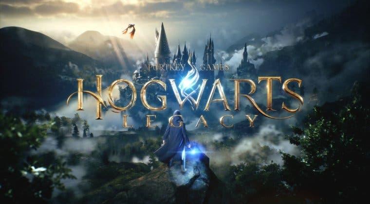 Imagen de Hogwarts Legacy, el ansiado RPG Harry Potter, se hace oficial con un primer gameplay, fecha aproximada y más