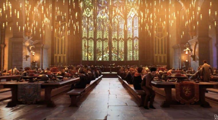 Imagen de Hogwarts Legacy, el RPG de Harry Potter, también llegará a PS4 y Xbox One