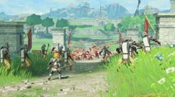 Imagen de Hyrule Warriors: La era del cataclismo publica un nuevo tráiler centrado en su historia