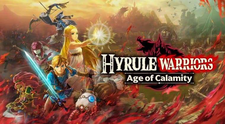 Imagen de Hyrule Warriors: Age of Calamity, precuela de Zelda: Breath of the Wild, anunciado con fecha y tráiler