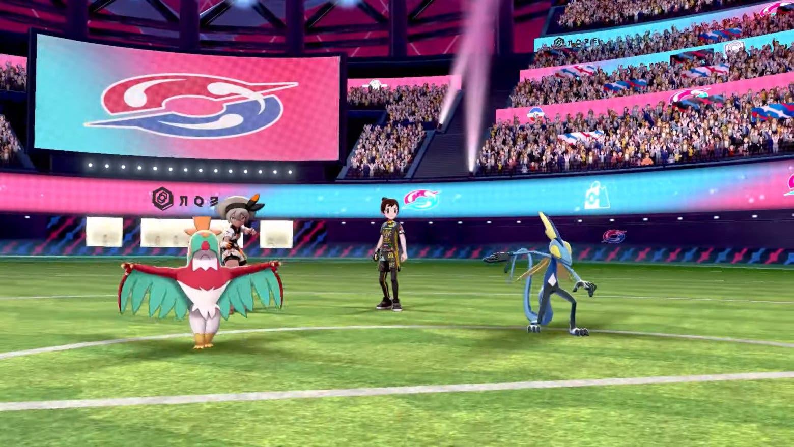Imagen de Pokémon Espada y Escudo fecha el DLC 'Las Nieves de la Corona' junto a un tráiler