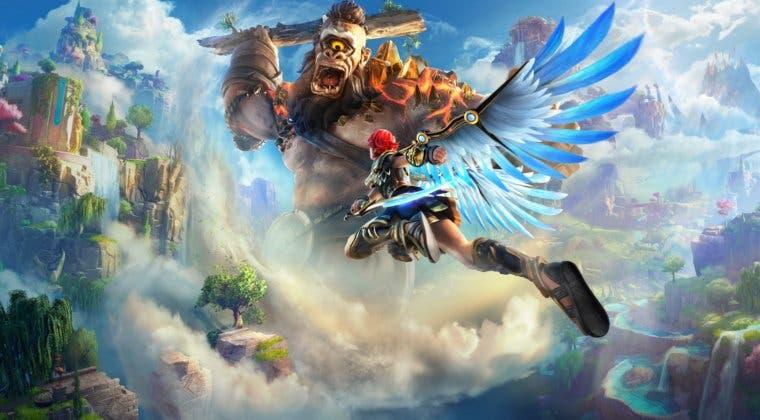 Imagen de Immortals: Fenyx Rising (Gods & Monsters) desvela primer gameplay, fecha de lanzamiento y más