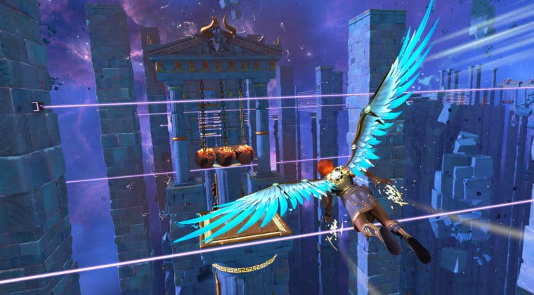 Imagen de La razón por la que Immortals: Fenyx Rising (Gods & Monsters) cambió su nombre