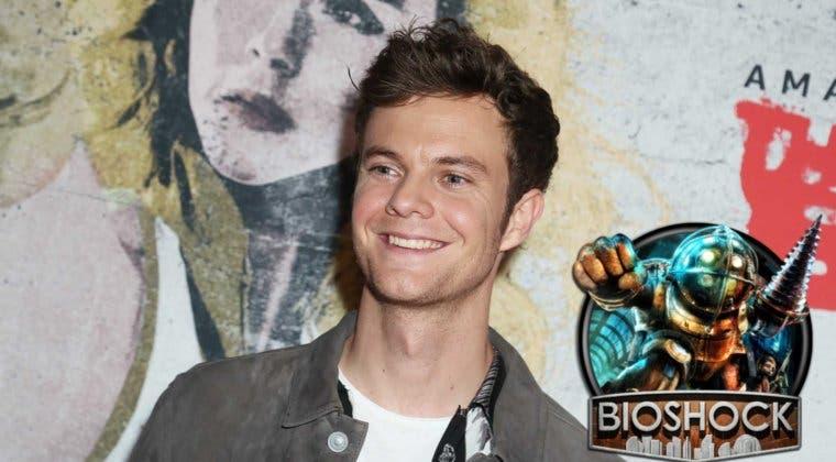 Imagen de The Boys: Jack Quaid (Hughie) cree que BioShock debería convertirse en serie