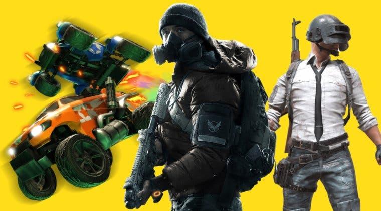 Imagen de Rocket League, PUBG y más; estos son todos los juegos gratis para este fin de semana