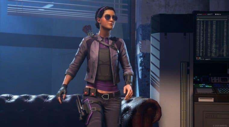 Imagen de Marvel's Avengers confirma a Kate Bishop como el primer personaje poslanzamiento