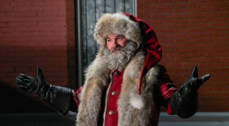 Imagen de Kurt Rusell vuelve como Santa en el navideño tráiler de Crónicas de Navidad 2