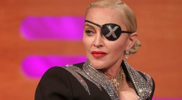 Imagen de Madonna va a escribir y dirigir su propio 'biopic' junto a Universal Pictures