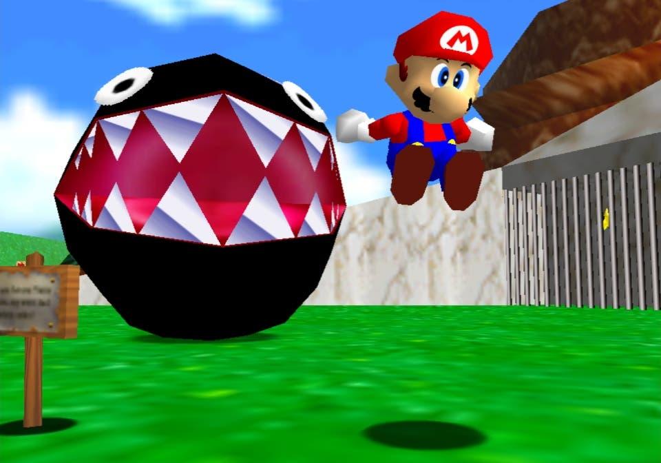 Anunciado Super Mario 3D All-Stars para Switch con Super Mario 64 y más
