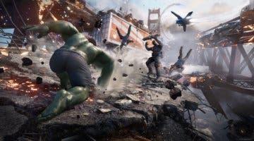 Imagen de Marvel's Avengers pierde muchos jugadores en Steam desde su lanzamiento