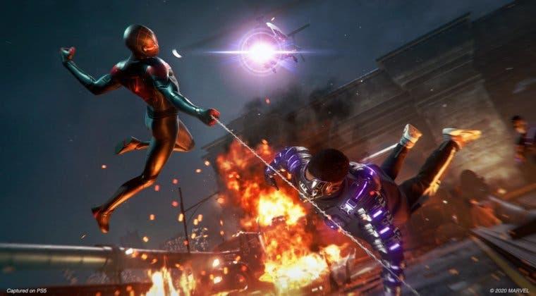 Imagen de Una filtración muestra los veloces tiempos de carga de Spider-Man: Miles Morales en PS5