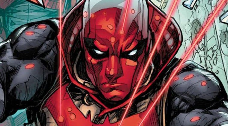 Imagen de Así de espectacular luciría John Boyega como el nuevo Red Hood