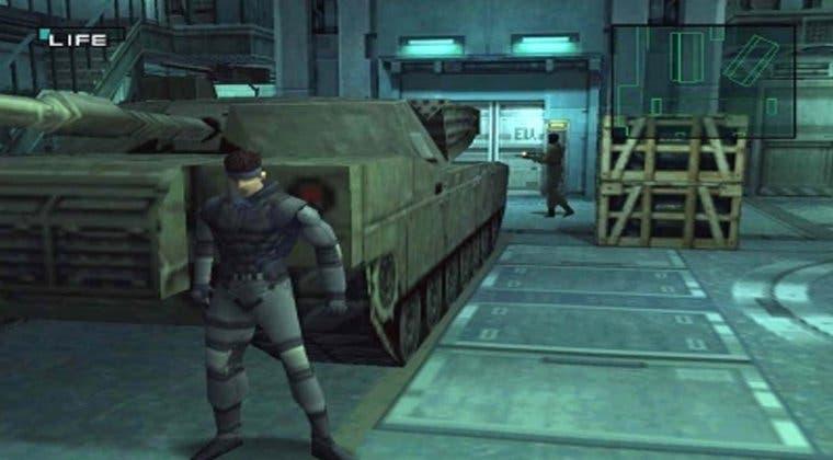 Imagen de ¿Se avecinan los remakes de Metal Gear Solid? Konami insinúa anuncios para la próxima semana