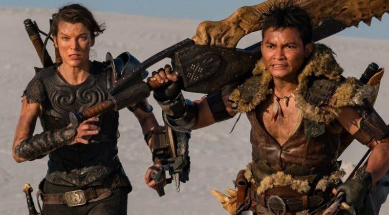 Imagen de La película de Monster Hunter, vapuleada (y cancelada) en China por un chiste racista