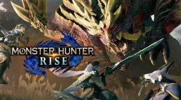Imagen de Monster Hunter Rise está siendo desarrollado con el motor gráfico RE Engine